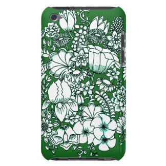 Flower Garden iPod Case-Mate Case