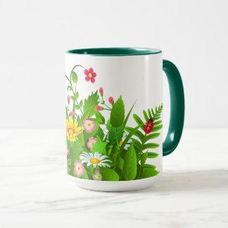 Flower Garden Mug