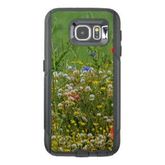 Flower garden OtterBox samsung galaxy s6 case