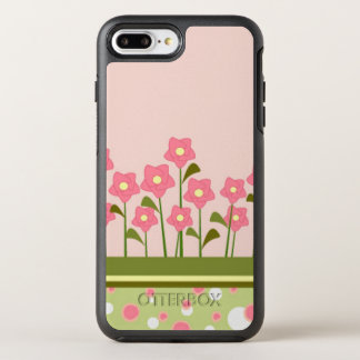 Flower Garden OtterBox Symmetry iPhone 7 Plus Case