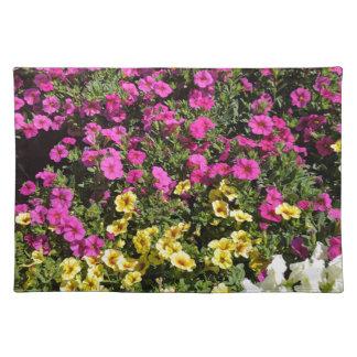 Flower-garden Placemat