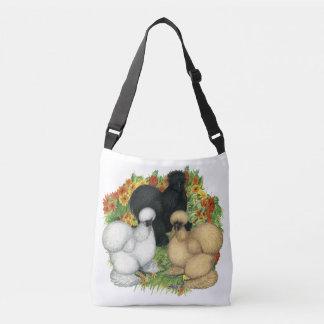 Flower Garden Silkies Crossbody Bag