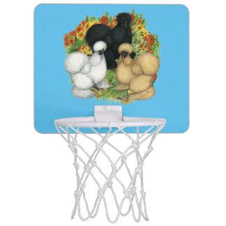 Flower Garden Silkies Mini Basketball Hoop