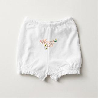 Flower Girl Cute Bridesmaid Diaper Cover