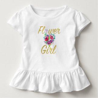 Flower Girl Gift T-shirt