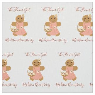 Flower Girl Gingerbread | Fabric