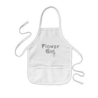 ♥ FLOWER GIRL ♥ KIDS APRON