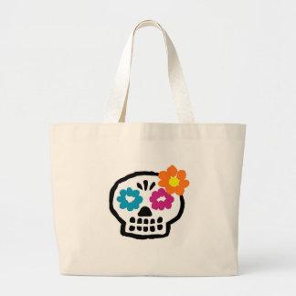 flower girl large tote bag