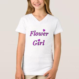 Flower Girl Simply Love T-Shirt