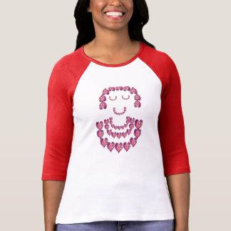 Flower Girl : SweetHeart by Pink Petals T-shirt