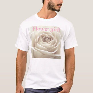 Flower girl! T-Shirt