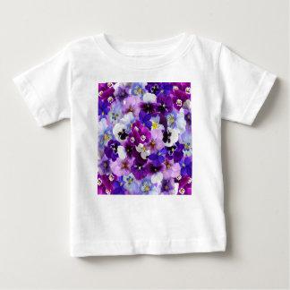Flower Graphic Baby T-Shirt