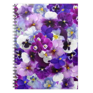 Flower Graphic Notebook