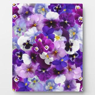 Flower Graphic Plaque
