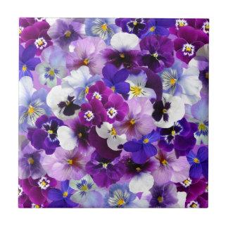 Flower Graphic Tile