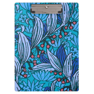 Flower Hand Crafted Floral Decor Clipboard