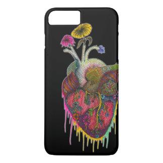 Flower Heart iPhone 7 Plus Case