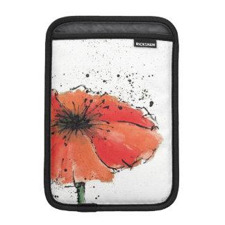 Flower in Full Bloom iPad Mini Sleeves