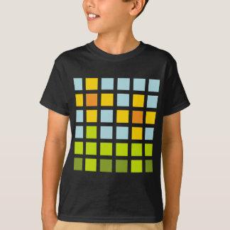 Flower in pixels T-Shirt