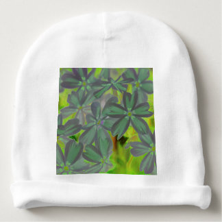 flower in spring baby beanie