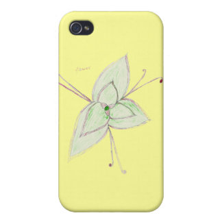 flower iPhone 4 covers