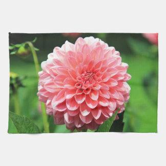 flower kitchen towel
