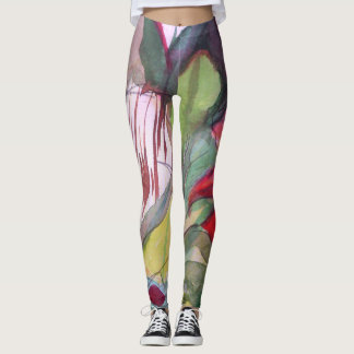 Flower Leggins Leggings