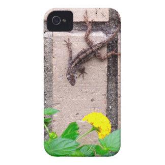 FLOWER LIZARD Case-Mate iPhone 4 CASES
