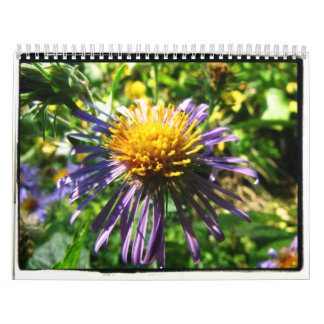Flower Lovers Calendar