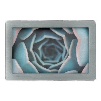Flower Macro Close-Up Amazing Unisex Floral Print Belt Buckles