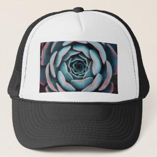 Flower Macro Close-Up Amazing Unisex Floral Print Trucker Hat