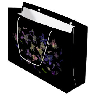 Flower Magic Gift Bag - Large, Glossy