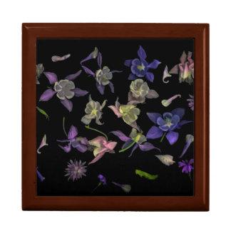 Flower Magic Gift Box, Golden Oak Gift Box