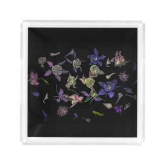Flower Magic Small Square Tray