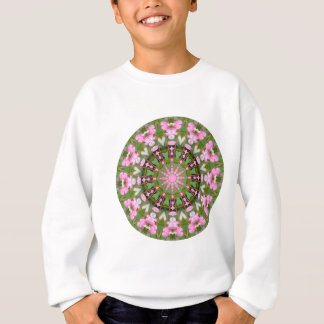 Flower Mandala, Bleeding Hearts 02.0_rd Sweatshirt