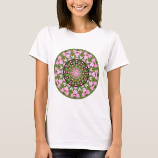 Flower Mandala, Bleeding Hearts 02.0_rd T-Shirt