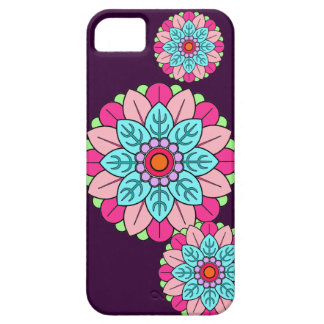 Flower Mandala Case For The iPhone 5