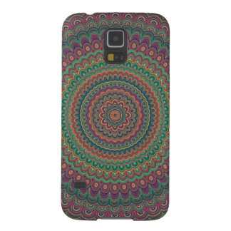 Flower mandala cases for galaxy s5