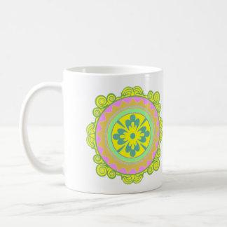 Flower Mandala Mug