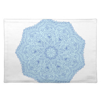 Flower Mandala Placemat