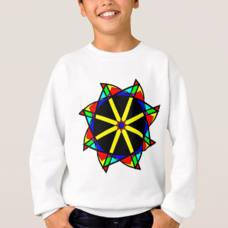 Flower mandala sweatshirt