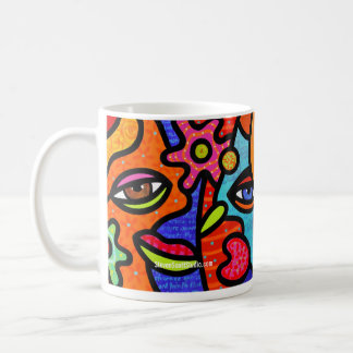 """Flower Market"" Coffee Mug"