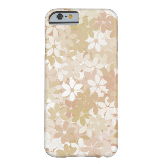FLOWER modern camouflage Barely There iPhone 6 Case