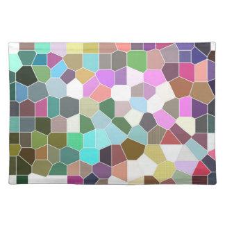 Flower Mosaic Placemat