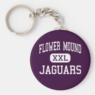 Flower Mound - Jaguars - High - Flower Mound Texas Keychain
