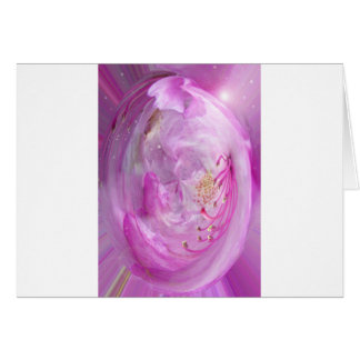 Flower Nebula, Card