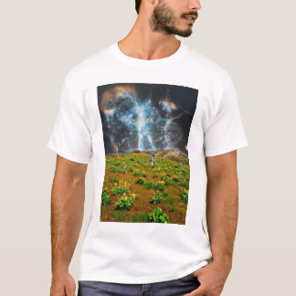 Flower Nebula T-Shirt