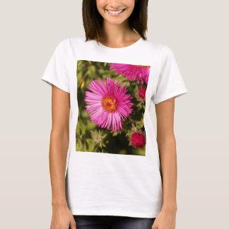 Flower of a New England aster T-Shirt
