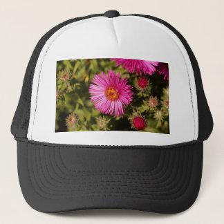 Flower of a New England aster Trucker Hat