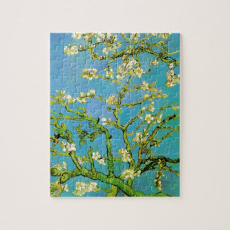 Flower of Almond tree Jigsaw Puzzle